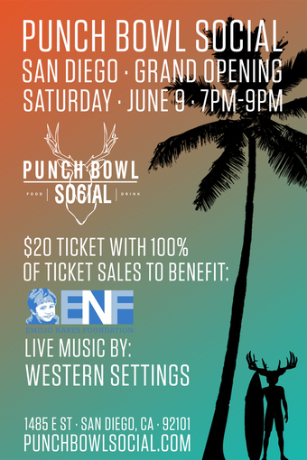 Punch Bowl Social San Diego Grand Opening--SOLD OUT!