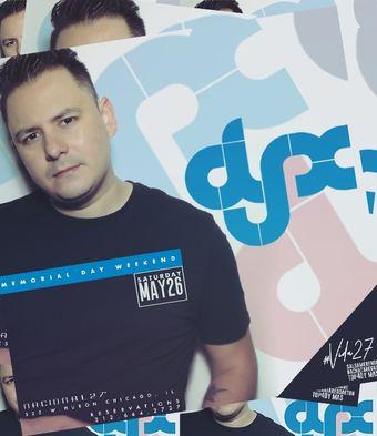 VIDA27-Memorial Day Weekend (DJ-X)