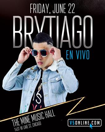 Brytiago LIVE in Chicago