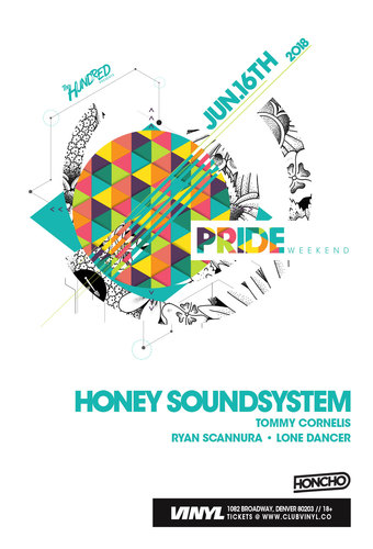 Honey Soundsystem - Pride Weekend