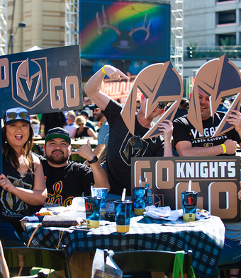 Game 2- Vegas Golden Knights Watch Party