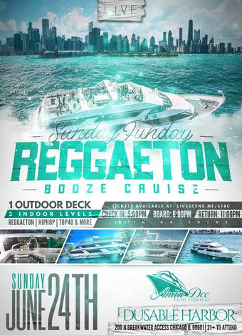 Reggaeton Sunday Funday Cruise