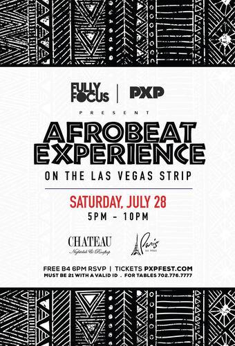 Passport Experience Las Vegas Day Party