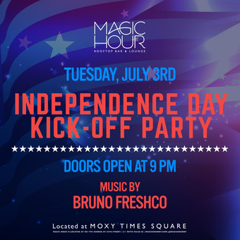 July 3rd at Magic Hour