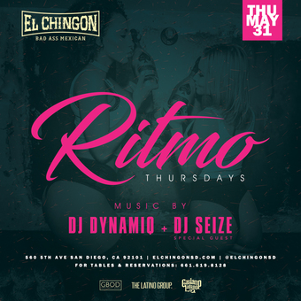 Ritmo Latin Night