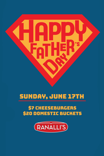 Father's Day at Ranalli's