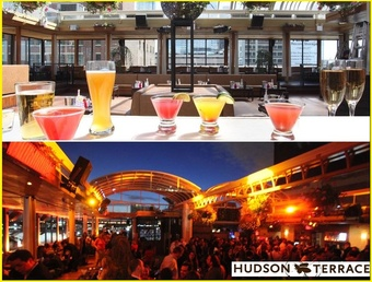 *SUNSET FRIDAYS ROOFTOP HAPPY HOUR - DJ's - FOOD - DRINK SPECIALS!