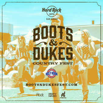 Boots & Dukes Country Fest