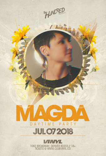 Magda Rooftop Party