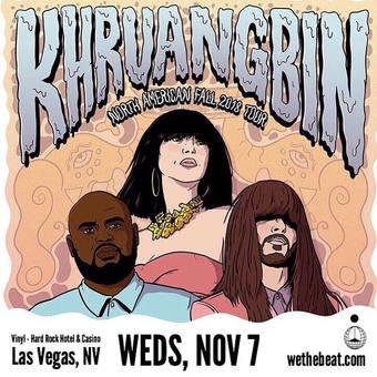 Khruangbin - Las Vegas, NV