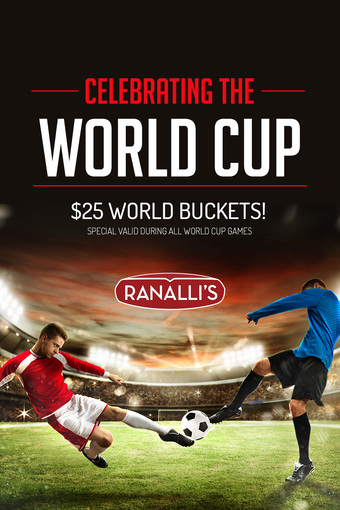 World Cup at Ranalli's