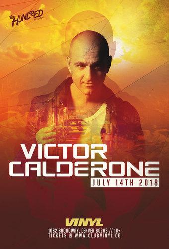 Victor Calderone at Club Vinyl