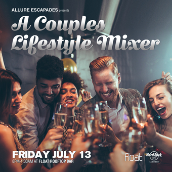 Couples Lifestyle Mixer at Float
