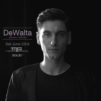 Up Close w/ DeWalta