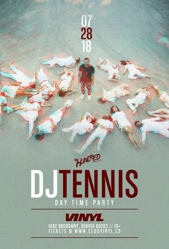 DJ Tennis Rooftop Party