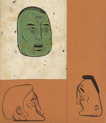Third Thursday Studio | Toons: Make a Face