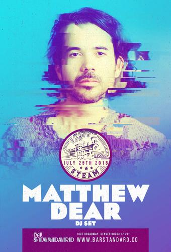 Matthew Dear DJ Set