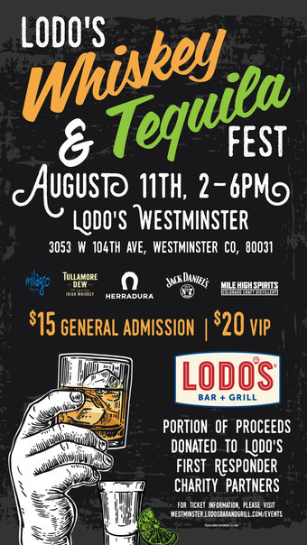 Lodo's Whiskey and Tequila Festival