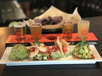 Cervecería Colorado's Cerveza and Guacamole Pairing
