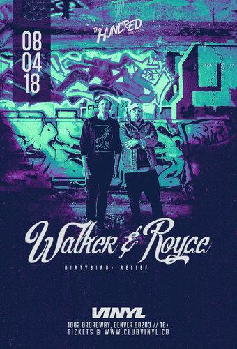 Walker & Royce Nighttime Rooftop Party