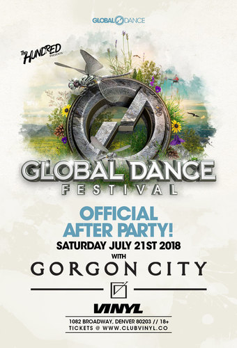 Global Dance Festival Official After Party at Club Vinyl