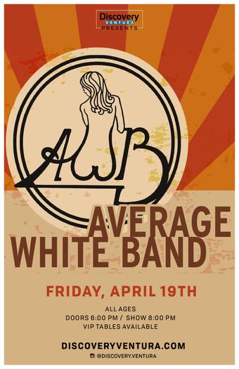 Average White Band at Discovery Ventura