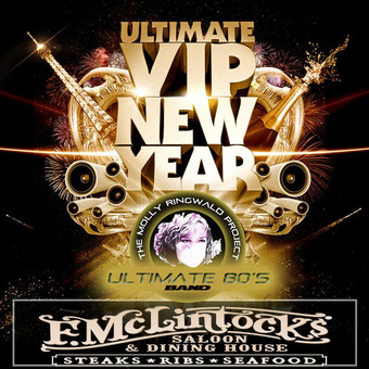 Ultimate VIP New Years Eve Dance Party
