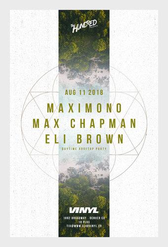 Maximono + Max Chapman