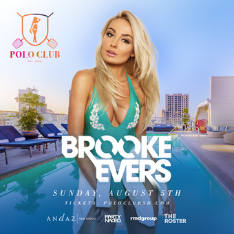 Polo Club Pool Party feat. Brooke Evers