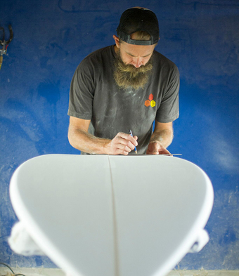 MCASB x Channel Islands Surfboards: The Art of Shaping