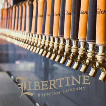 Libertine Brewing Tap Takeover at The Garden