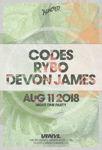 Codes + RYBO
