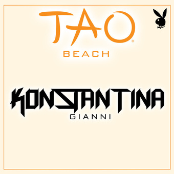 TAO Beach - Playboy Fridays : Konstantina