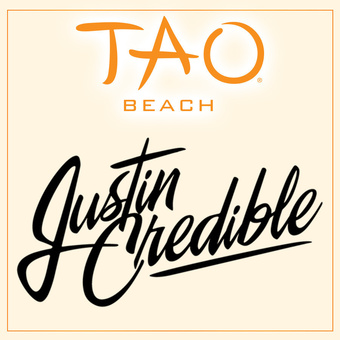 TAO Beach - Justin Credible