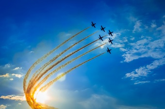 Fly Into The Blue: The Great Pacific Airshow Experience Hosted by Paséa Hotel & Spa