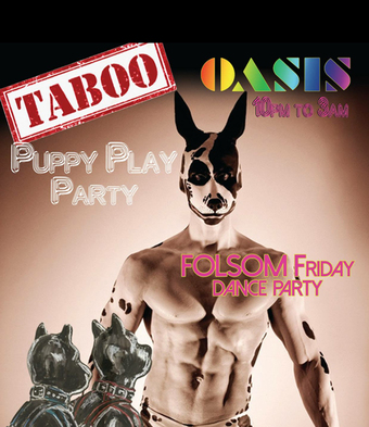 Taboo Puppy Play