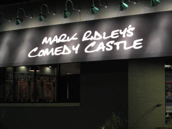 Mark Ridley's Comedy Castle 8/23-25