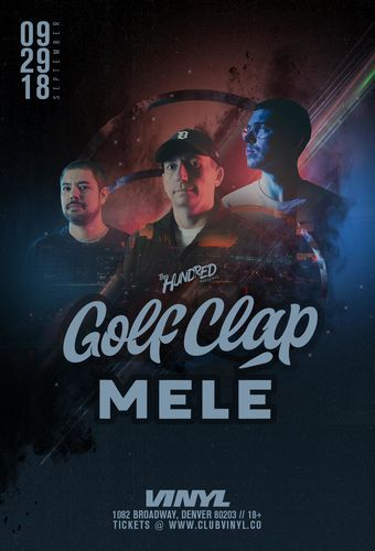 Golf Clap x MELE