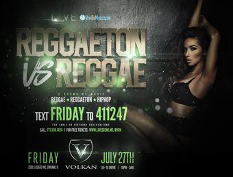 Reggaeton vs Reggae