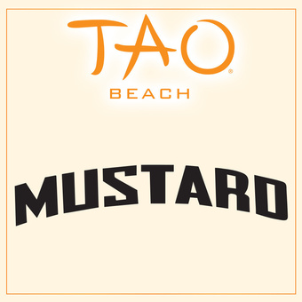 TAO Beach - Mustard