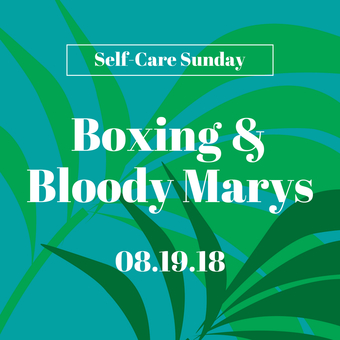 Boxing & Bloody Marys
