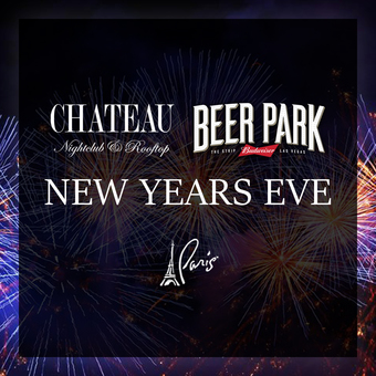 New Years Eve 2019 at Chateau Nightclub & Beer Park