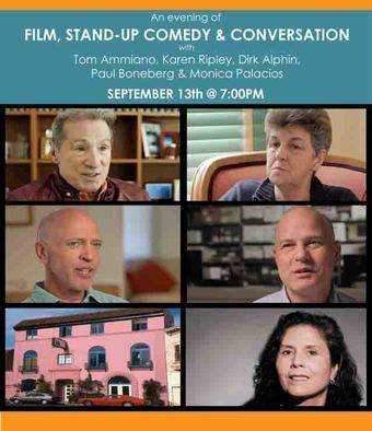 Stand Up, Stand Out: The Making Of A Comedy Movement