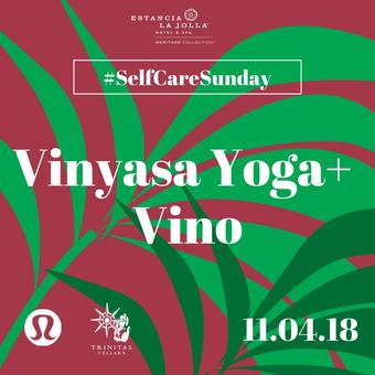 Vinyasa Yoga & Vino