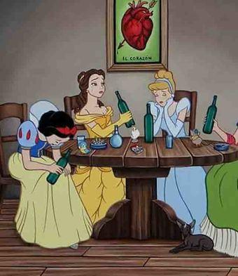 Drunk Drag Broadway: Dizney