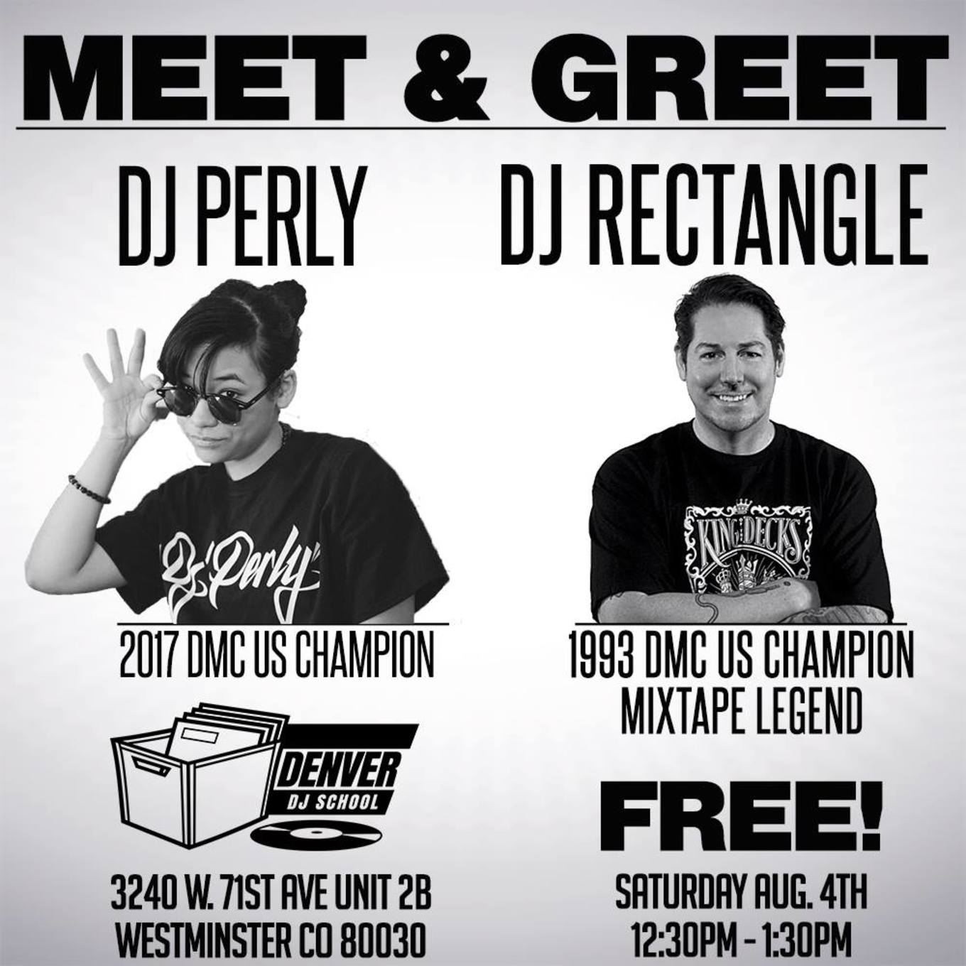 Free meet greet dmc usa champions dj perly dj rectangle free meet greet dmc usa champions dj perly dj rectangle m4hsunfo