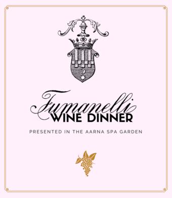 Fumanelli Wine Dinner