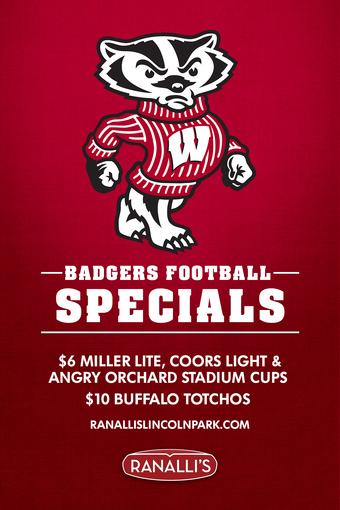 Badger Football Specials 2018