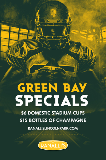 Green Bay Packers Football Specials