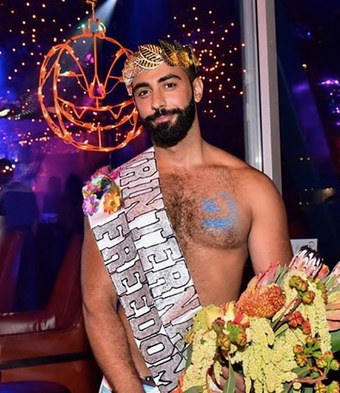 Mr. International Freedom Contest 2018
